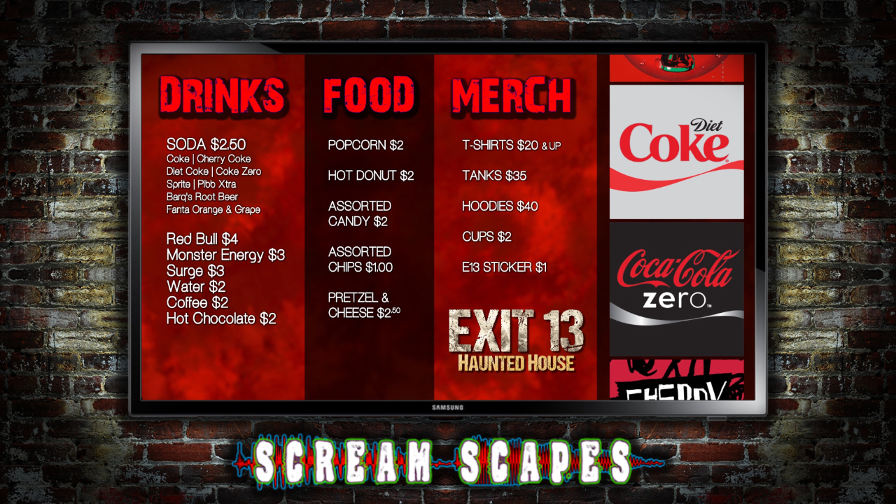 Custom Concessions Video Theme 1